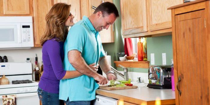 Фото жен на кухне фото 541-793